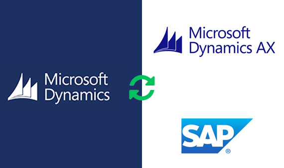Dynamics CRM Online integration Dynamics AX SAP R3 ERP